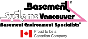 Basement Systems Vancouver Serving British Columbia